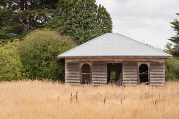 Old abandoned homestead, Australia