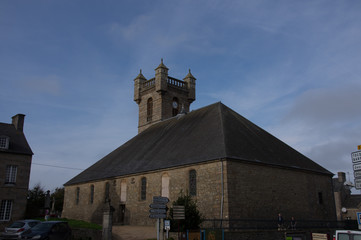 saint pierre eglise, normandie