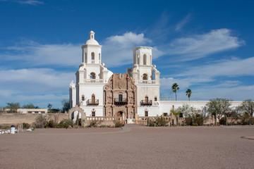 Tubac Church Arizona