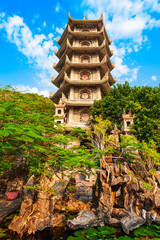 Pagoda at marble mountains, Danang