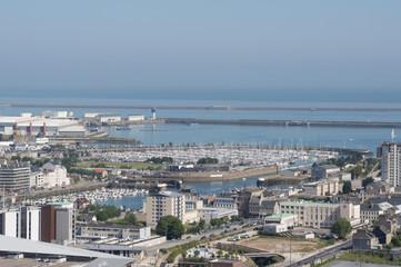 panorama de cherbourg