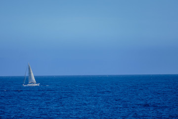 Photo Picture Image of a sail boat sailboat