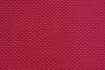 burgundy fabric texture background, silk fabric texture, textile industry background with blurred, Colored cotton fabric, Macro