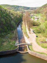 Papiers peints Barrage Dam in Zagorze Slaskie
