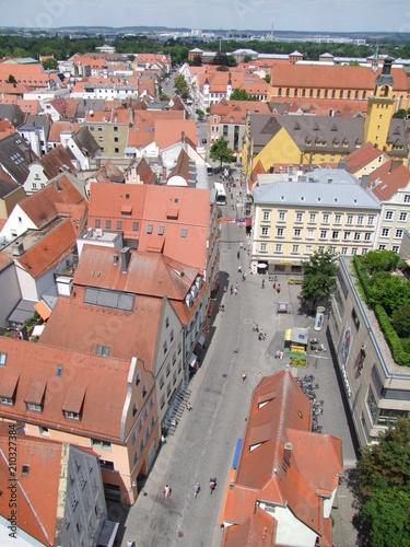 Ingolstadt city
