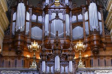 Berliner Dom, Orgel, UNESCO-Weltkulturerbe, Berlin, Berlin, Deutschland, Europa