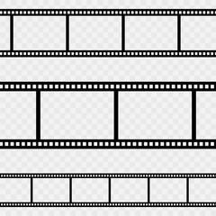 Film strip back