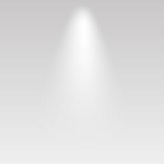 Realistic light ray