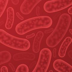 Blood bacterium organisms