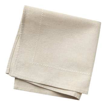 Kitchen towel isolated.