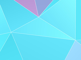 Simple geometric background. Minimal design. Abstract the combination of colored paper. Vector illustration.