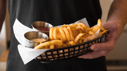 Curly Fries in New Zealand