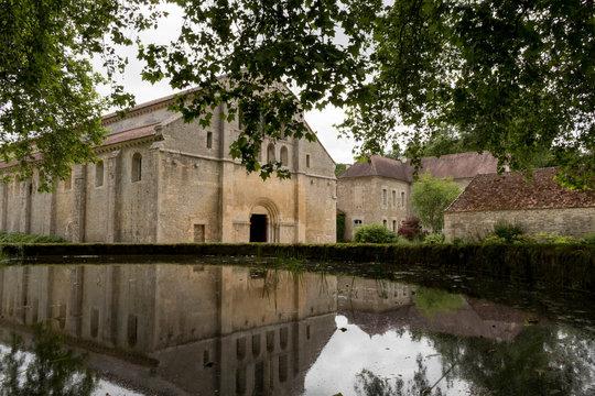 Reflet à Fontenay