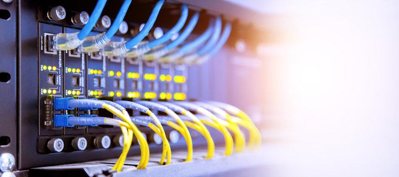 network optical fiber cables and hu