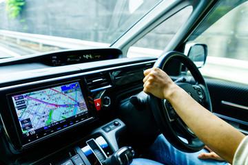 drive and car navigation