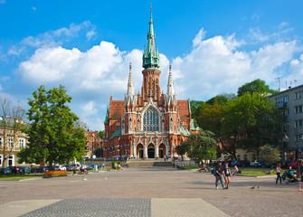 Sankt Josef in Krakau