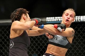 MMA: UFC Fight Night-Singapore-Kim vs Fabian