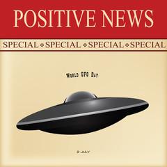 July 2 World UFO Day