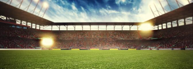 Fussball Stadion