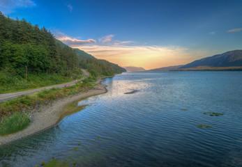 SouthEast Alaska Highway