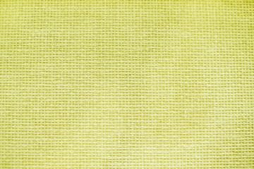Texture light green cloth bag