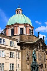 Kreuzherrenkirche zu Prag