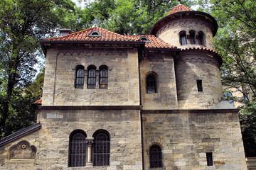 Jüdische Zeremonienhalle Prag