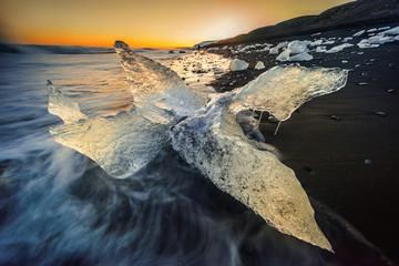 Wall Mural - Ice monster