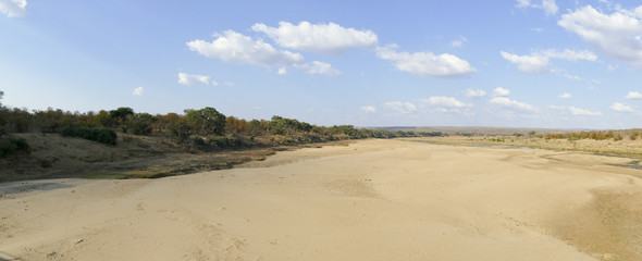 Letaba river - Kruger National Park, South Africa