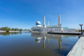 コタキナバル市立モスクのイメージ