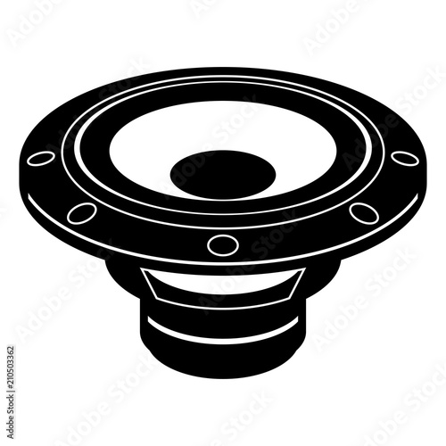 Audio equipment for the music experience  Speaker driver