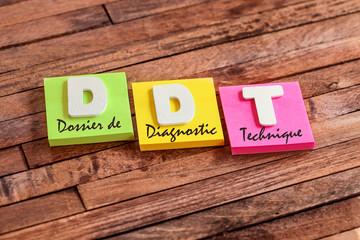 post-it acronyme : DDT