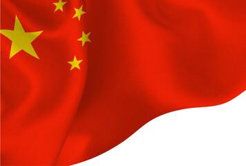 中国  国旗 旗 背景