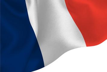 フランス  国旗 旗 背景
