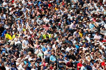 Cricket - England v Australia - Fifth One Day International