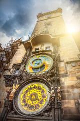 Wall Murals Prague Prague astronomical clock
