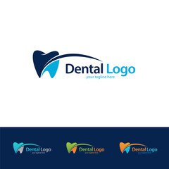 Dental Logo Design Template