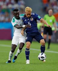 World Cup - Group H - Japan vs Senegal