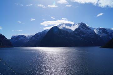 Kreuzfahrt durch Norwegen