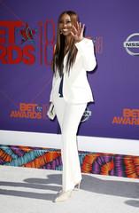 2018 BET Awards - Arrivals - Los Angeles, California, U.S.