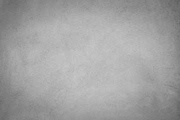 Plaster concrete gray wall texture.Concrete background.