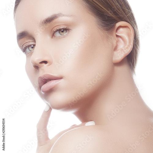 Nude model close ups