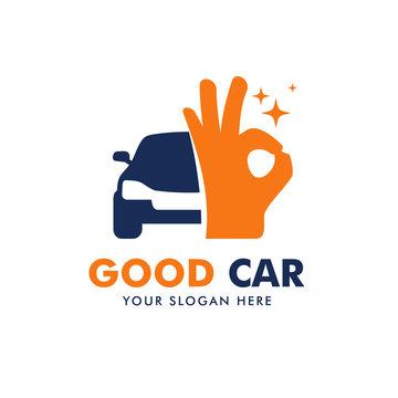 Good Car Logo Vector
