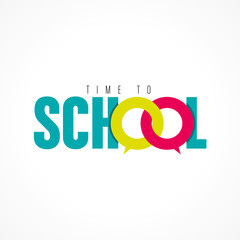 time to school