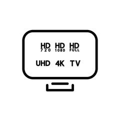 tv icon.