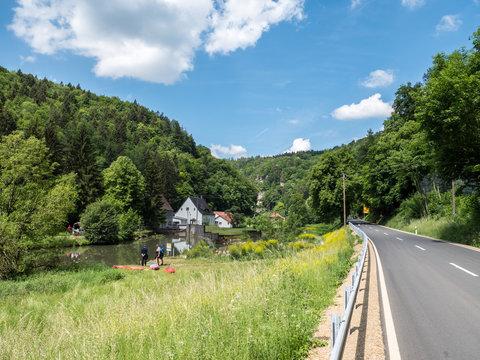 Behringersmühle in der Fränkischen Schweiz