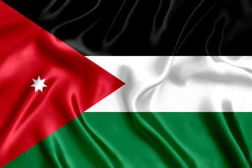 Flag Jordan silk
