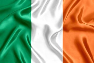 Flag of Ireland Silk