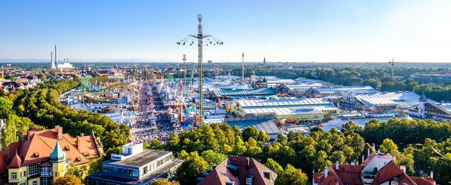 oktoberfest 2013 - munich - bavaria