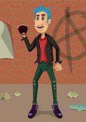 Hey Punk!